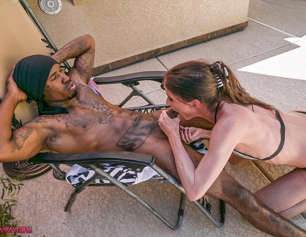 SofieMarieXXX/Pole Work for the Pool Man